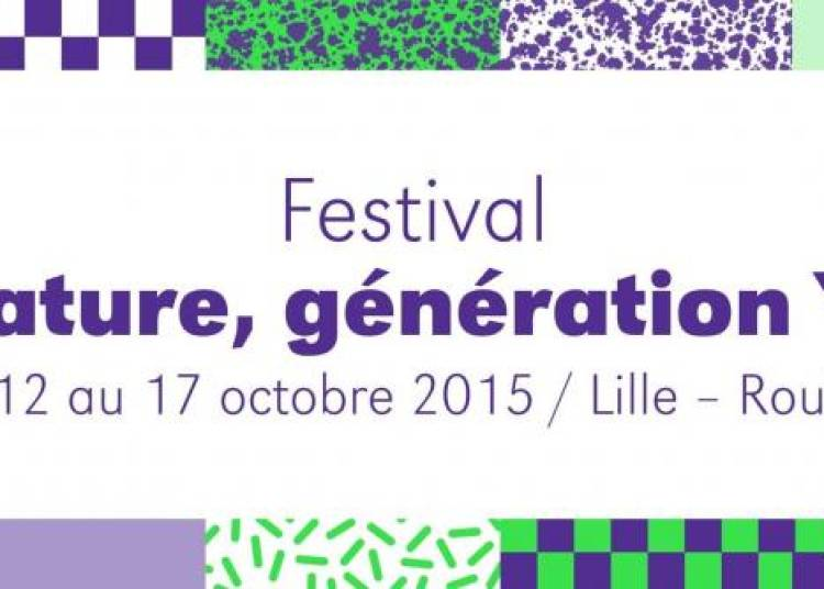 Festival Litt�rature, etc. 2015
