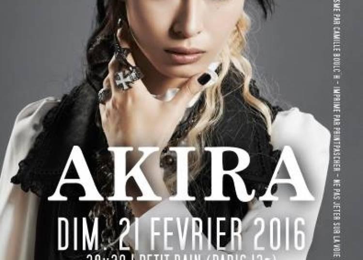 Akira, Live In Paris � Paris 13�me