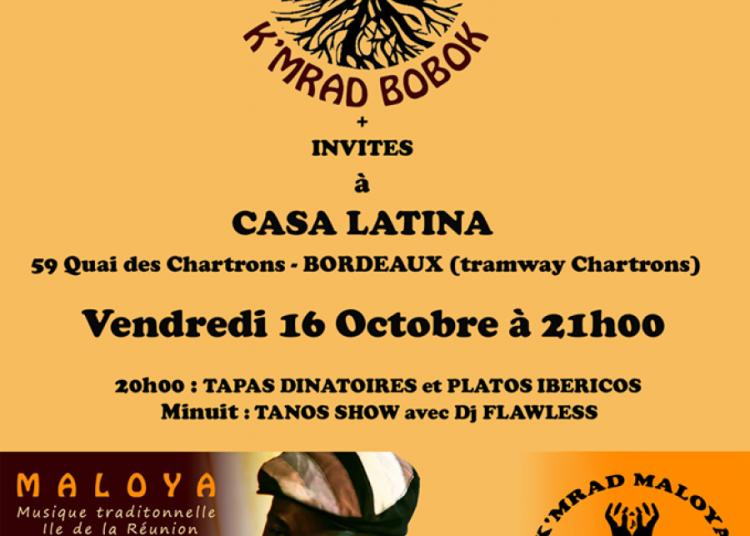 K'mrad Bobok � Bordeaux