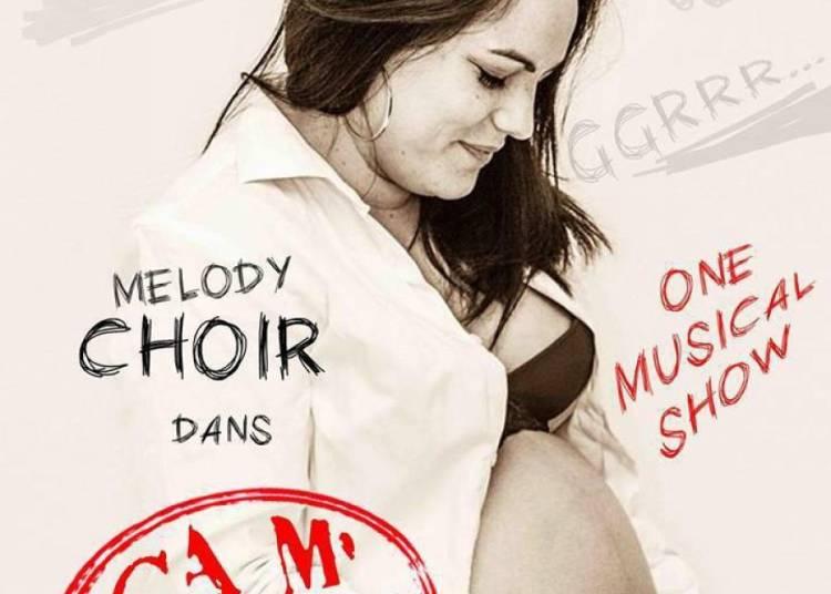M�lody Choir dans Ca m'gonfle ! � Nice