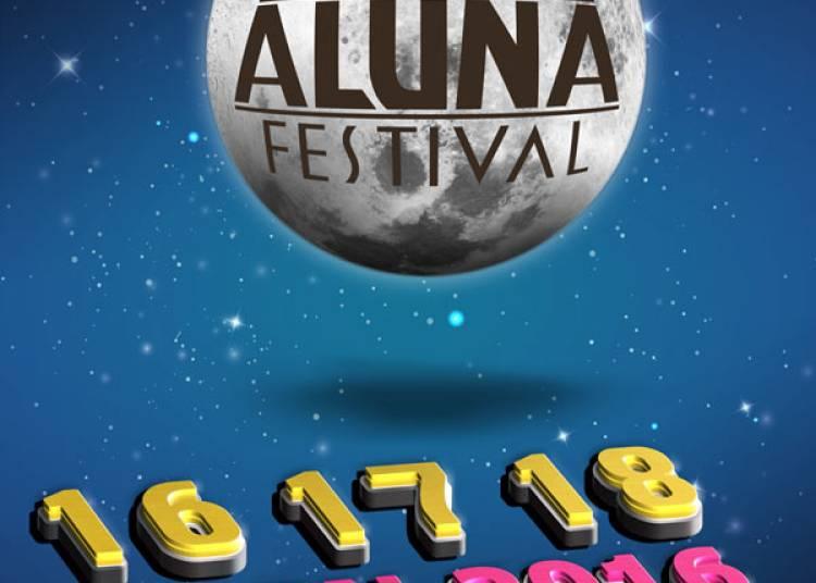Ardeche Aluna Festival 2016
