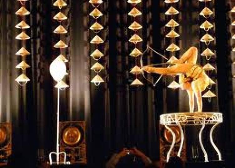 Cirque Bleu Du Vietnam � Villepinte