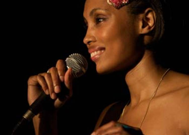 Imany � Lille