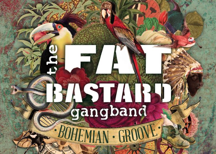 The Fat Bastard Gangband and Friends � Lyon