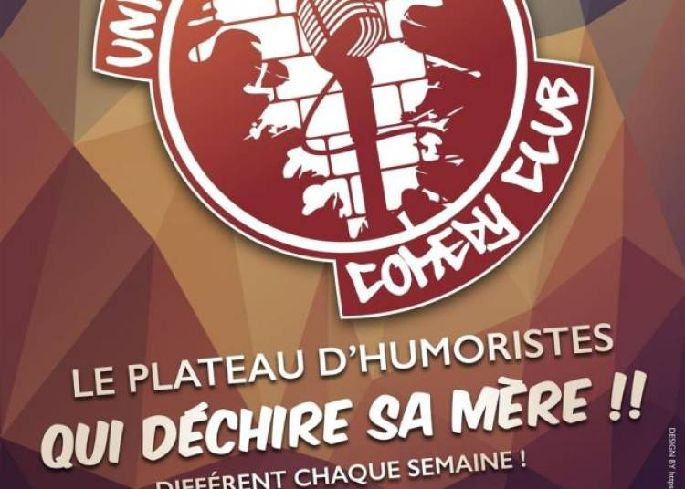 Underground Comedy Club � Paris 2�me