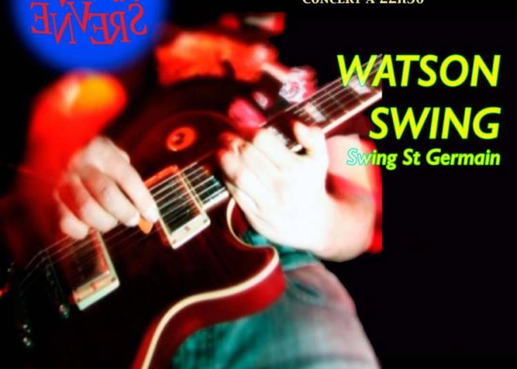 Watson Swing � Aix en Provence