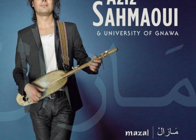 Aziz Sahmaoui � Paris 20�me