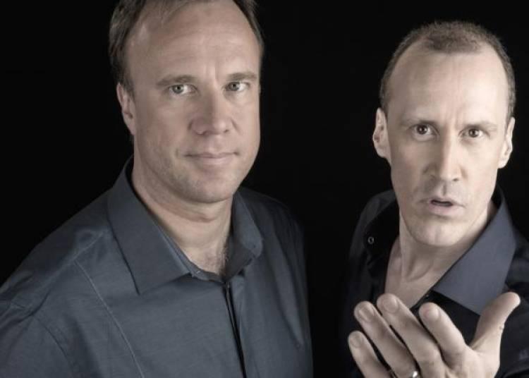 David Linx et Diederick Wissels Quartet � Paris 1er