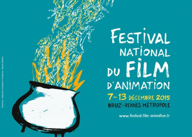 Festival national du Film d'Animation 2015