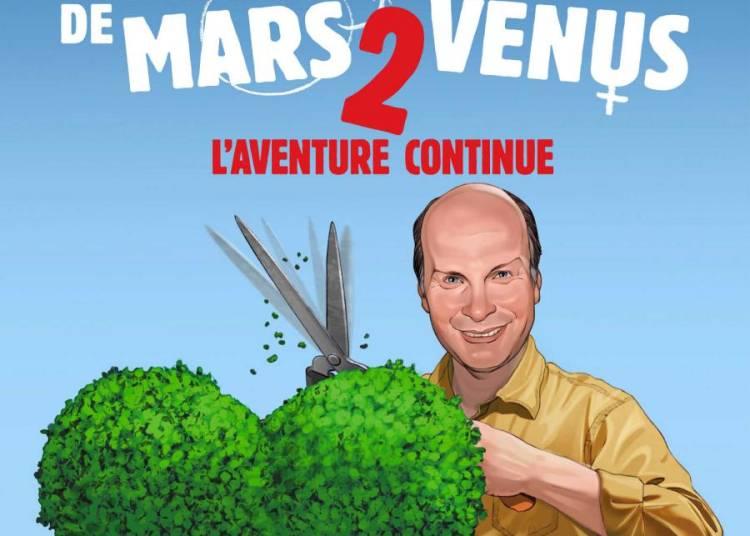 Mars et V�nus 2 : Nouveau Spectacle � Biarritz