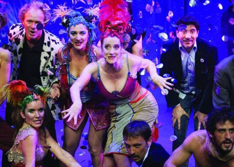 Le cabaret extraordinaire � Pontault Combault