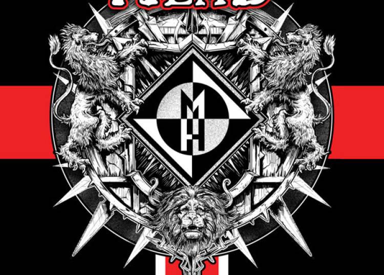 Machine Head � Lille