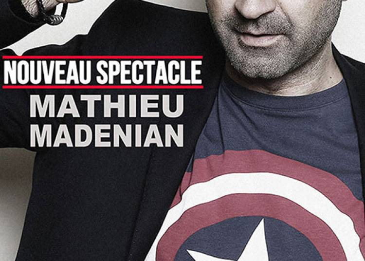 Mathieu Mad�nian � Saint Coulomb