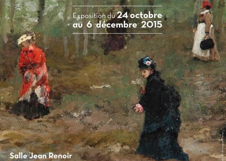 Armand Charnay 1844-1915 : Aux fronti�res de l'impressionnisme � Bourron Marlotte
