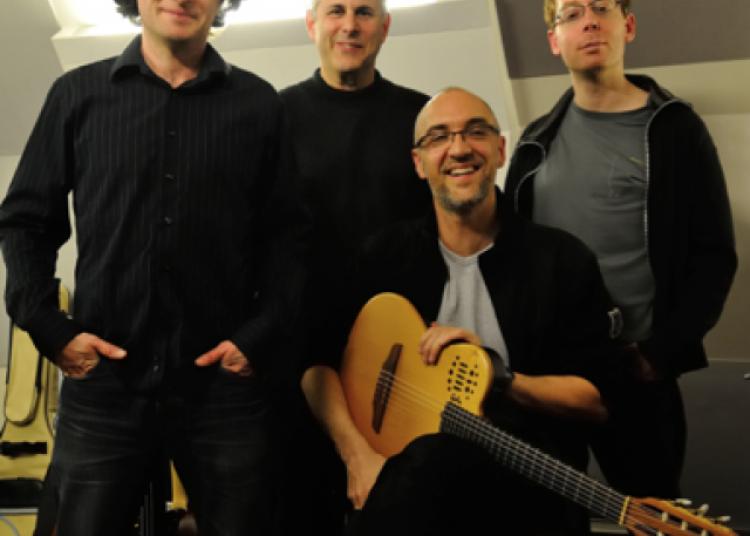 Didier Verna Quartet � Paris 1er