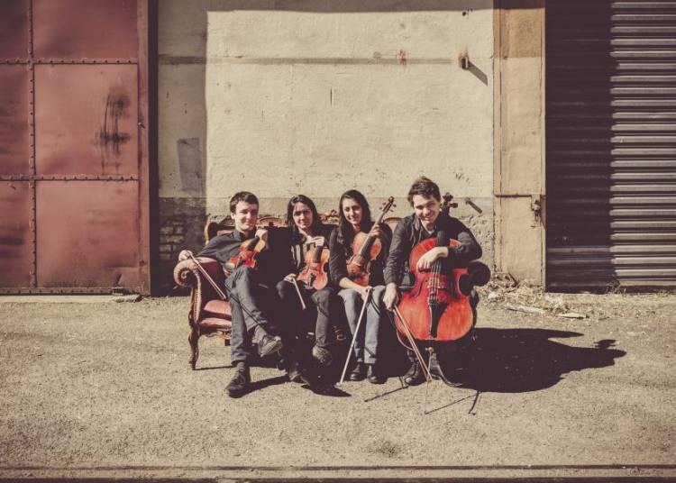 Le Quatuor Adastra � Paris 13�me