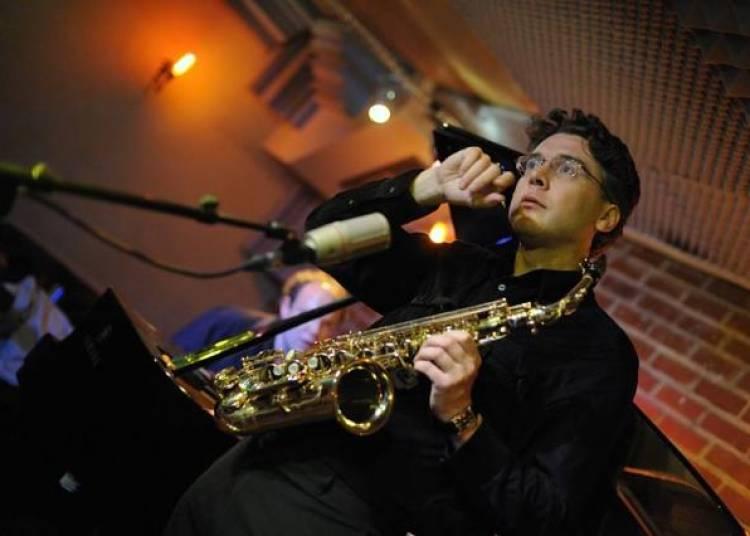 Sam Coombes Trio � Paris 1er