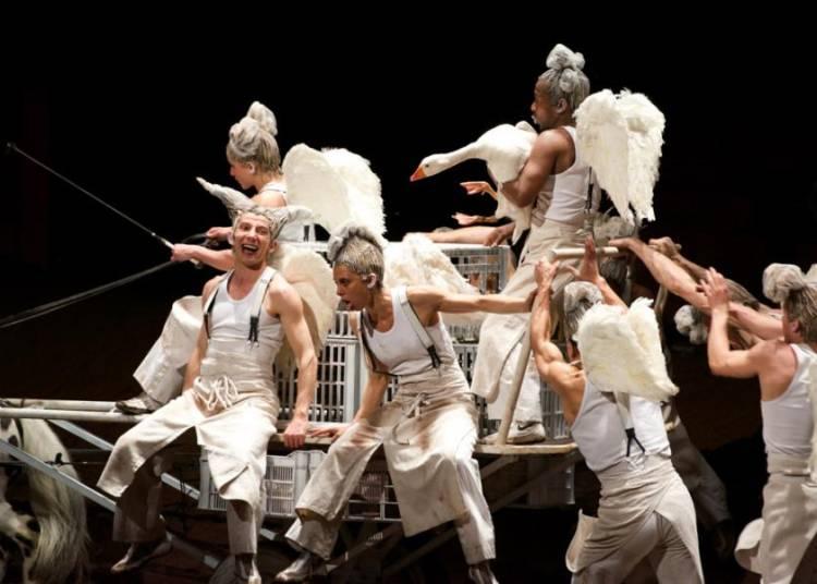 On ach�ve bien les anges, El�gies � La Rochelle