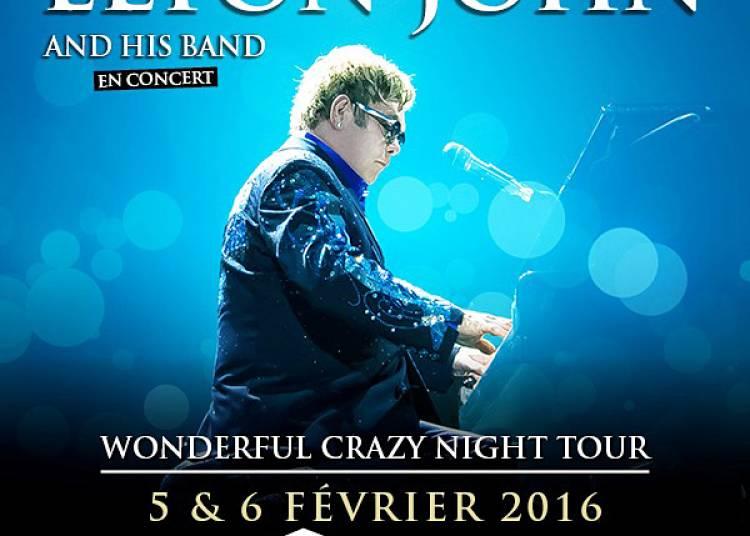 Elton John � Paris 9�me