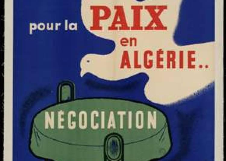 M�moire(s) d'alg�rie � Paris 20�me