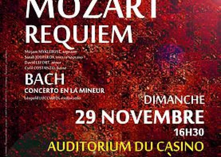 Requiem De Mozart � Hyeres