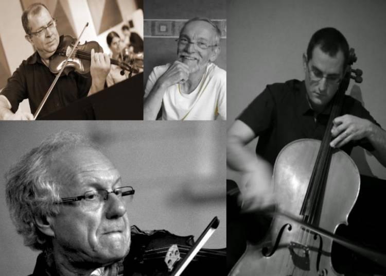 Trio des Quilles : les Mervant nous invite dans leur salon pour de la musique en famille � Grenoble