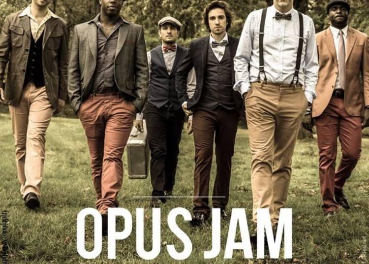 Opus Jam : Motown A Cappella � Paris 20�me