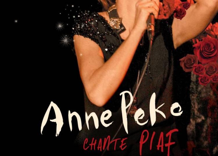 Madame, Anne Peko chante Piaf � Cleder