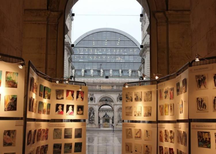 Association Les 111 des Arts � Lyon