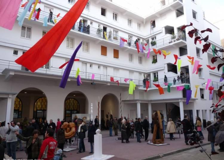 Ateliers Portes Ouvertes � Montmartre aux Artistes � Paris 18�me
