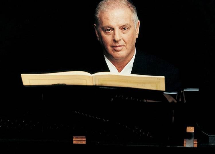 Daniel Barenboim et Zubin Mehta c�l�brent Brahms � Paris 19�me
