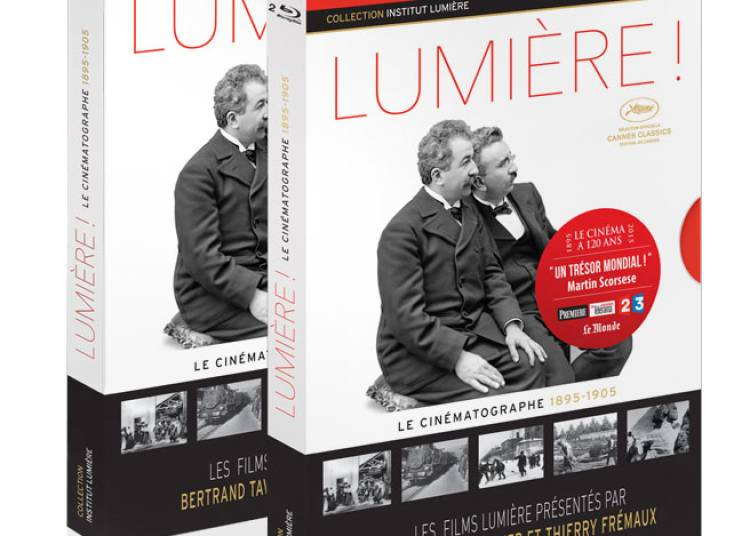 Lumi�re, le film ! � Lyon
