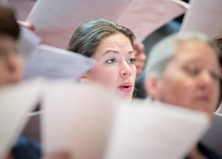 Thomas Hengelbrock dirige le Magnificat de Bach � Paris 19�me