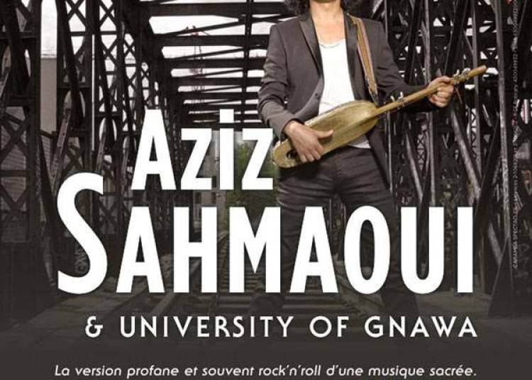 Aziz Shmaoui & University Of Gnawa � Marseille