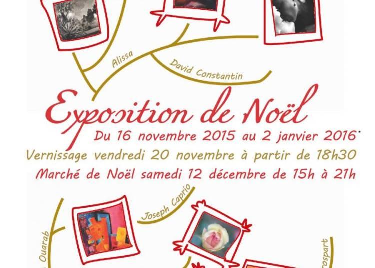 Exposition de No�l petits formats � Grenoble