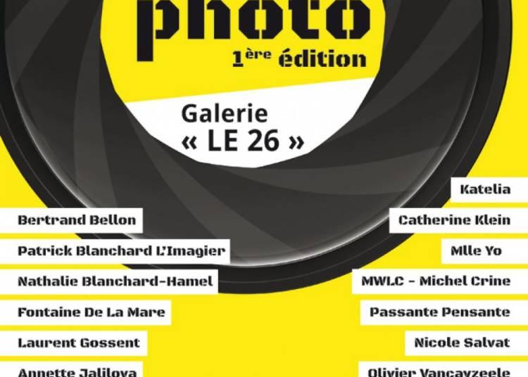 Menil Photo 1�re �dition � Paris 20�me