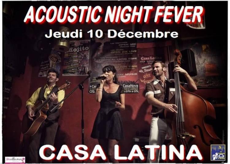 Acoustic Night Fever � Bordeaux