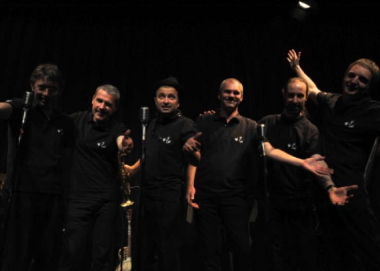 Harlem Rhythm Band  : swing jazz in Harlem de Grenoble !