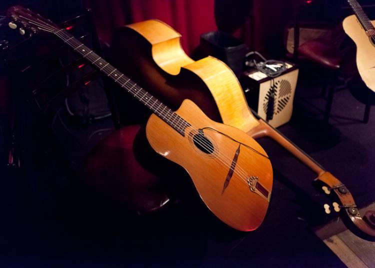 Ninine Garcia quartet - jazz manouche � Paris 11�me