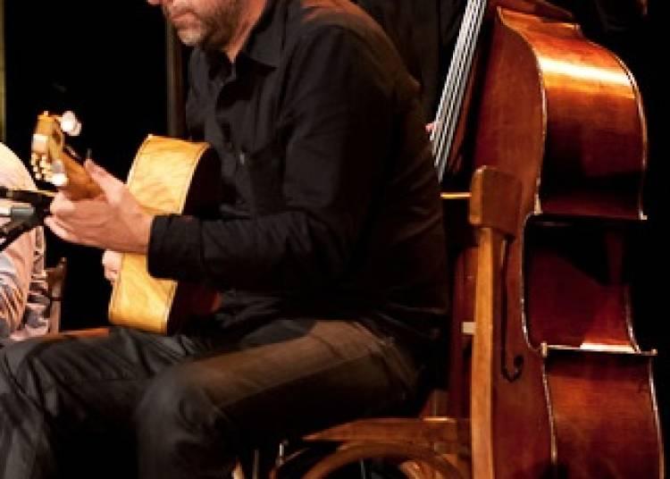 Samy Daussat Quartet, Hommage � Serge Gainsbourg, Jazz Manouche � Paris 11�me