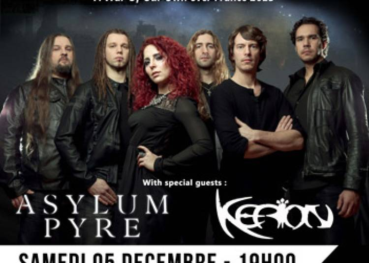Stream Of Passion - Asylum Pyre - Kerion � Marseille