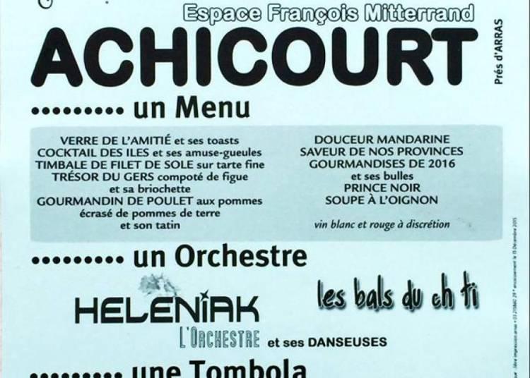 Nuit De La St Sylvestre � Achicourt