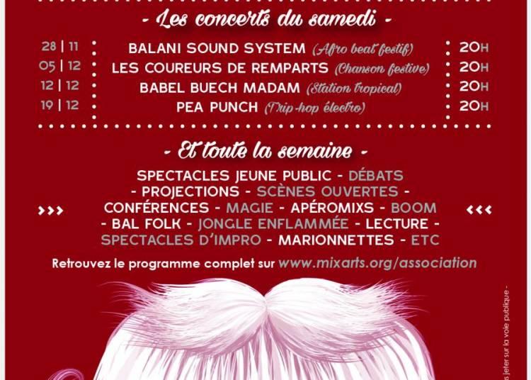 March� de No�l bio, �quitable et culturel � Grenoble
