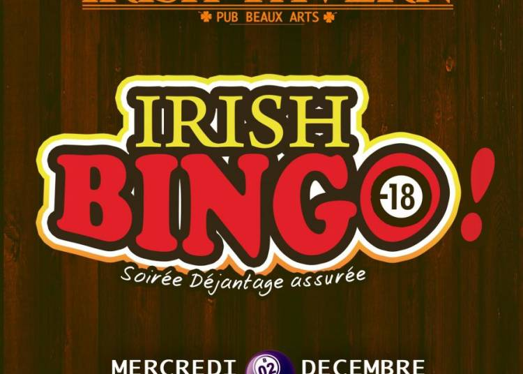 Irish Bingo 2015