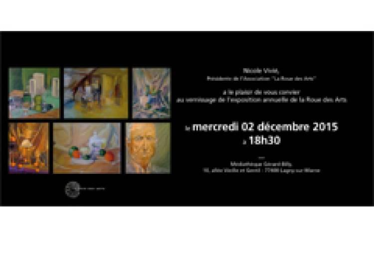 Peintures et dessins � Lagny sur Marne