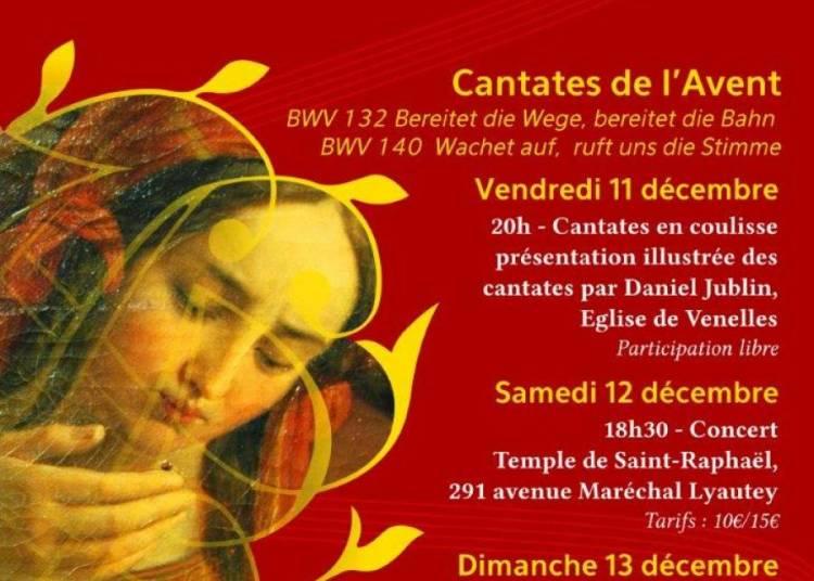 Cantates de l'Avent � Aix en Provence
