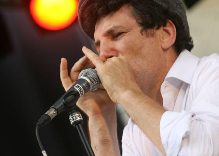 Les Soir�es Blues de Cadijo : invite Raoul Ficel � Bordeaux