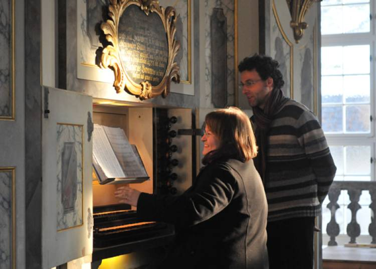 R�cital d'orgue � Angers