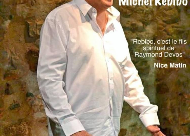 Michel Rebibo dans Mots Pour Maux � Nice