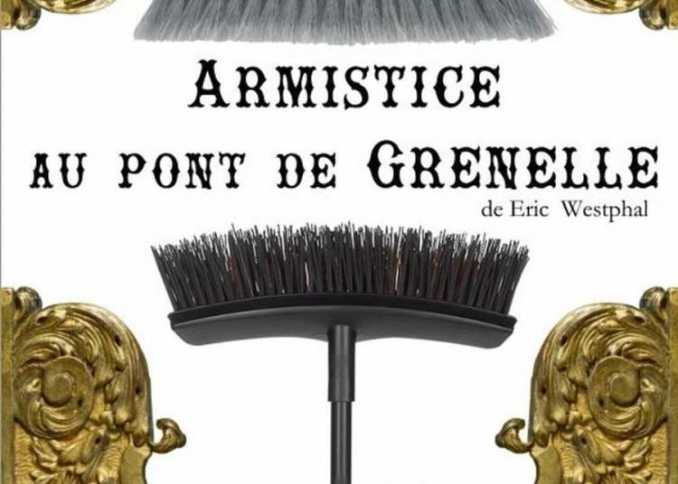 Armistice au pont Grenelle � Nimes